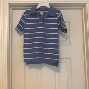 The Children's Place 4T collared shirt in blue